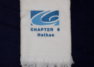 Chapter 6 Sweat Towels