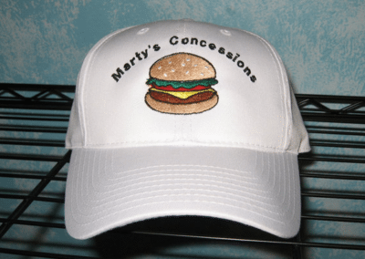Marty's Concessions