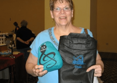 Cindy's River Blenders Chorus Garment Bag