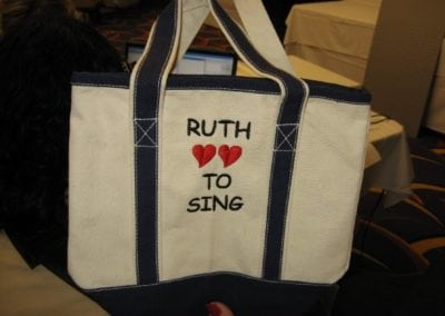 Ruth Loves to Sing!